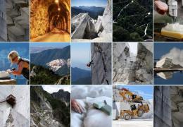 Как добывают мрамор мечты Микеланджело