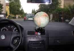 С таким GPS никогда не заблудишься!