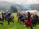 Викинги, драккары и медовуха: свадьба в стиле викингов
