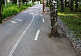Велодорожки в Уфе