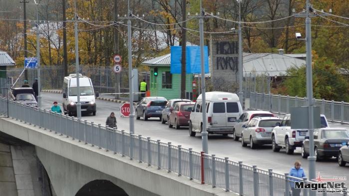 Мужчину без документов на товар не хотели пускать ни в Эстонию, ни в Россию