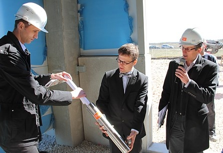 Российская компания строит в Нарве современный завод красок