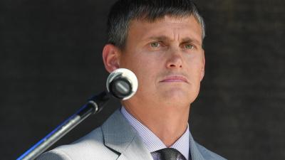 Мэр Нарвы Алексей Евграфов отправлен в отставку
