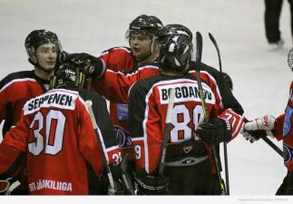 PSK стартовала с победы в чемпионате Эстонии