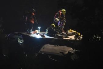 В Бельгии столкнулись пассажирский и товарный поезда: трое погибших, девять пострадавших