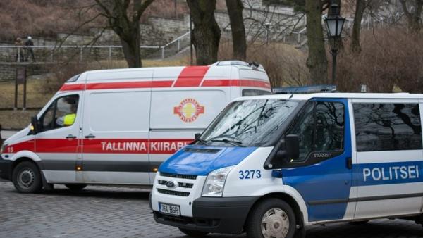 В ДТП в Харьюском уезде тяжело пострадали четыре человека