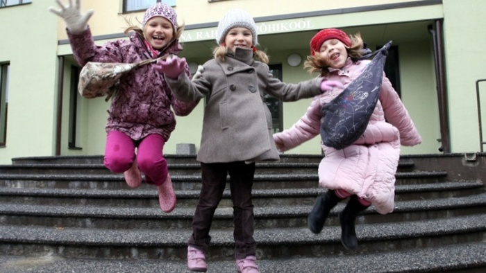 С 2017 года у эстонских школьников появятся еще одни каникулы