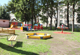 В Нарве появилась рекордная по цене и размерам игровая площадка