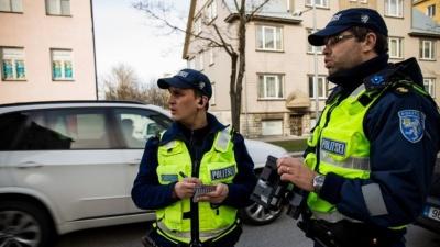 В Ида-Вирумаа пройдут соревнования полицейских: в том числе отработают общение со СМИ