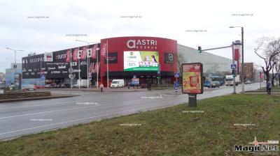 Нарвские торговые центры подтвердили сокращения оборотов из-за отсутствия российских туристов