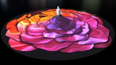"""ФОТО: так будет выглядеть платье Элины Нечаевой на сцене """"Евровидения"""""""