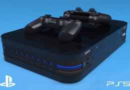 Как будет выглядеть Sony PlayStation 5 и ее джойстики