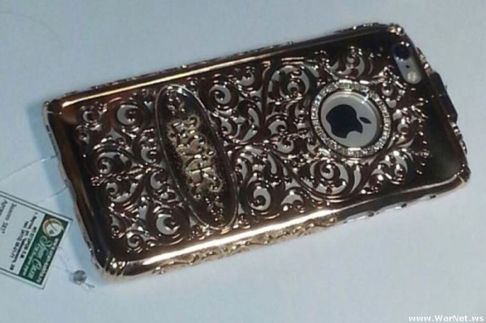 Чиновник из Якутии подарил жене чехол для iPhone 6 за 550 000 рублей