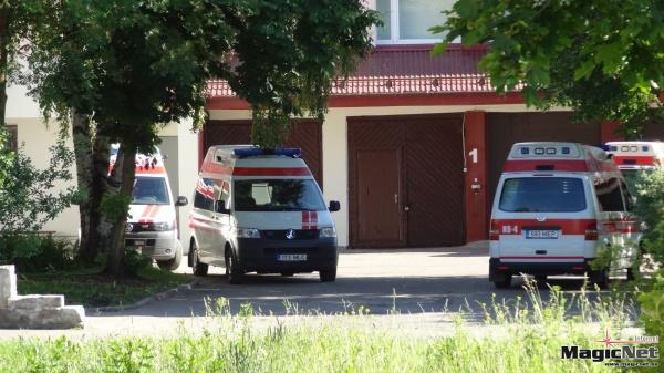 В Нарве автомобиль сбил пешехода