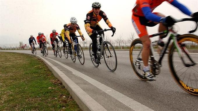 Велопробег из Нарвы в Нарва-Йыэсуу пройдет в поддержку строительства велодорожки