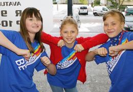 Нарвские Дни города получат творческий подарок от молодых американцев