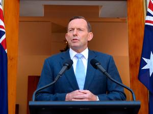 """Премьер Австралии Тони Эббот назвал нападение в Париже """"неописуемым зверством"""""""