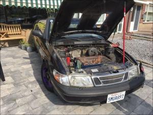 Автомобиль-мангал
