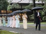 Как в Японии короновали нового императора