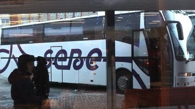 Фирма Sebe сокращает число автобусов на линии Тарту - Нарва