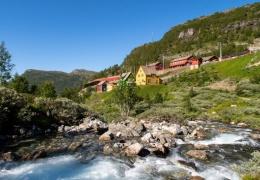 Удивительные норвежские пейзажи на снимках Оле Моена