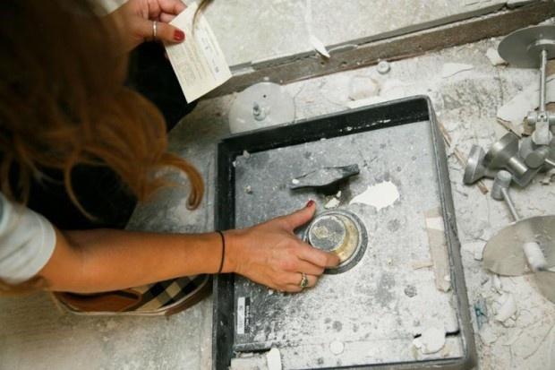 В купленном доме обнаружился сейф предыдущих хозяев
