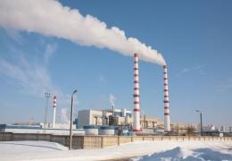В Нарве горела Балтийская электростанция