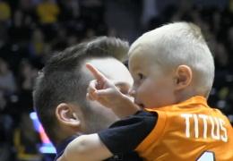 Будущая звезда NBA