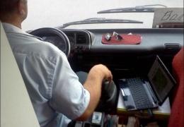 Суровые водители маршруток (4 фото)