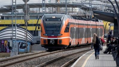 Для машинистов поездов собираются повысить требования по владению эстонским языком