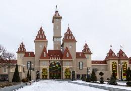 «Русский Диснейлэнд» или как выглядит парк «Остров мечты» в Нагатинской пойме