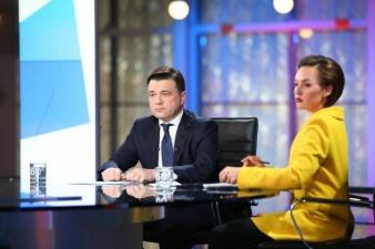 Власти Подмосковья потратят 500 млн руб. из бюджета на самопиар