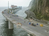 Зачем французы строят мост не на суше, а вокруг нее