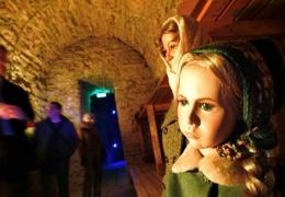 Казематы бастиона Виктория в Нарве – лучший туристический объект в Северной Эстонии