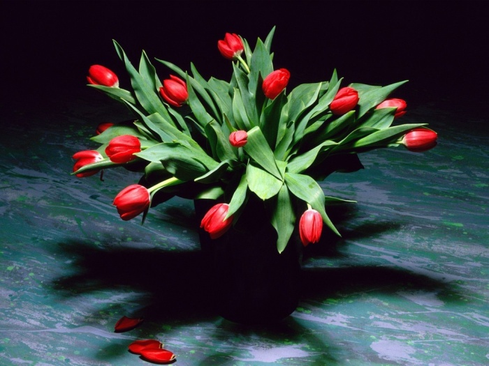 Женский праздник - 8 марта