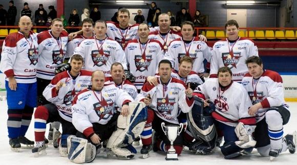 Narva Stars - 4-кратный чемпион Нарвы по хоккею