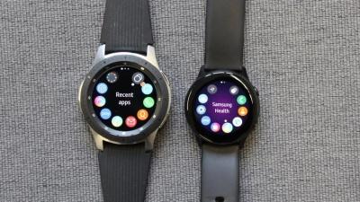 Samsung выпустил One UI 1.5 для Galaxy Watch и Galaxy Watch Active: смарт-часы получили много функций Galaxy Watch Active 2