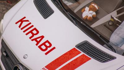 В Нарве велосипедист попал под машину