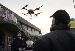 Как дроны оказывают помощь людям