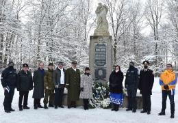 ФОТО: в Нарве отметили 101-ю годовщину Тартуского мира