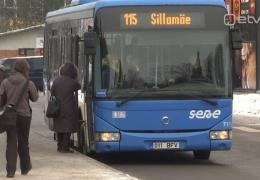 SEBE решило судиться с государством из-за бесплатного общественного транспорта в Ида-Вирумаа
