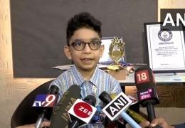 Шестилетний мальчик вошел в Книгу рекордов Гиннеса как самый молодой программист