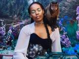 Удивительно красивая фотосессия с животными, спасенными на черном рынке