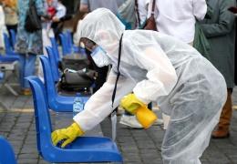 Департамент здоровья не планирует вводить жесткие ограничения в Ида-Вирумаа