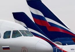 """Два самолета """"Аэрофлота"""" столкнулись крыльями в """"Шереметьево"""""""