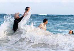 Творческие и безумные свадебные фотографы