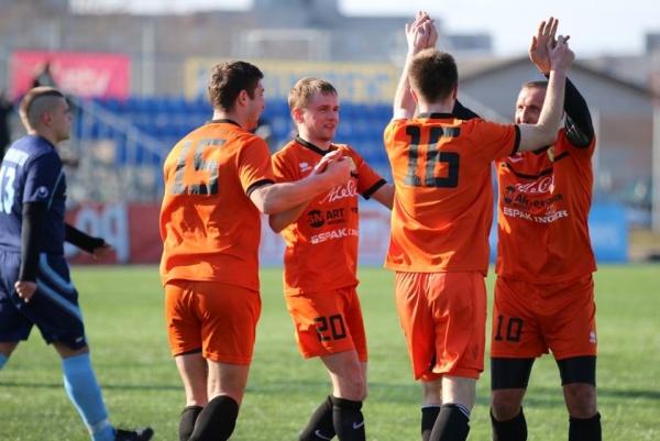Narva Unitedуверенно лидирует в чемпионате Эстонии