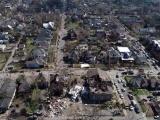 Последствия торнадо в штате Теннесси