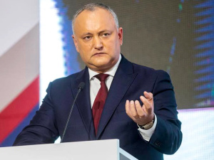 Президента Молдавии временно отстранили от должности - в четвертый раз за год