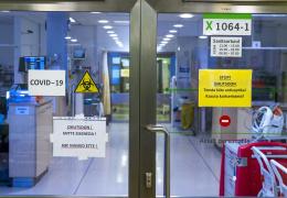 Больницы Эстонии переходят на экстренный режим и увеличивают количество койко-мест